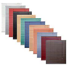 Garduna ALU Jalousie # weiss 60 x 160cm # - viele Farben & Größen