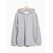 Oversized Hoodie - Grey
