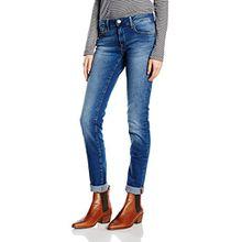 Mavi Damen Skinny Jeanshose ADRIANA, Gr. W27/L34, Blau (Blau deep shaded)