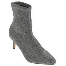 Buffalo Sock-Boots silber