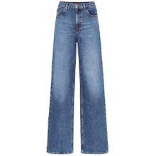 X Elsa Hosk High-Rise Jeans Elsa Monday