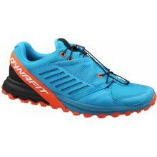Dynafit - Alpine Pro Herren Mountain Running Schuh (blau/orange/schwarz) - EU 46 - UK 11