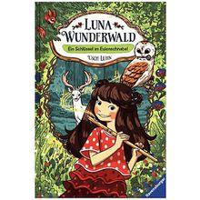 Buch - Luna Wunderwald: Ein Schlüssel im Eulenschnabel, Band 1