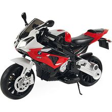 Ride-on Motorrad BMW S1000RR rot 12V
