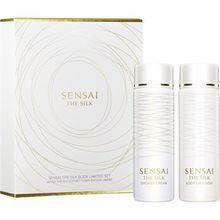 SENSAI Hautpflege Silk Geschenkset Shower Cream 100 ml + Body Emulsion 100 ml 1 Stk.