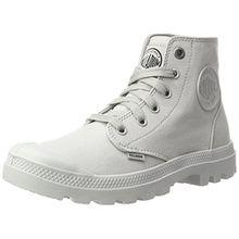 Palladium Unisex-Erwachsene Mono Chrome Sneaker, Grau (Lunar Rock), 39 EU