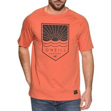 O'Neill T-Shirt in orange für Herren