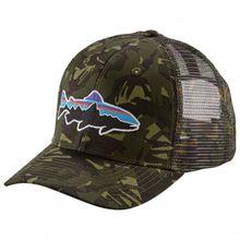 Patagonia - Women's Fitz Roy Trout Trucker Hat - Cap Gr One Size schwarz
