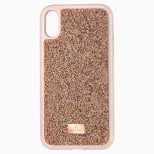 Glam Rock Smartphone Schutzhülle, iPhone® XR, Rotgold