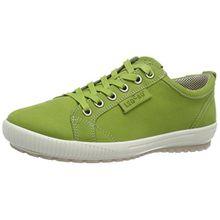 Legero Marano Damen Sneaker, Grün (Kiwi Kombi 35), 38 EU (5 UK)