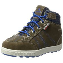 Kamik Unisex-Kinder Wheelie Chukka Boots, Braun (Brown/Brun), 32 EU