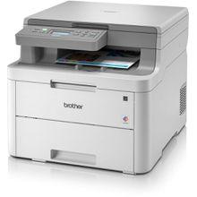 Brother Farblaser-Drucker »DCP-L3510CDW 3in1 Multifunktionsdrucker«