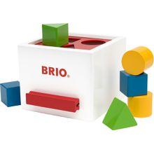 BRIO Pedagogics Sortierbox