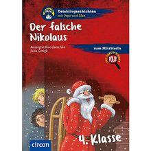 Buch - Der falsche Nikolaus