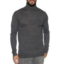 Soul Star Pullover in grau für Herren