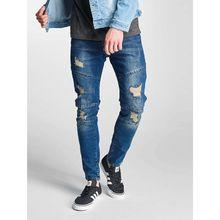 JUST RHYSE Jeans Holbox im Slim-Fit-Schnitt Jeanshosen blau Herren