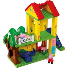 PlayBIG BLOXX PEPPA PIG Playground