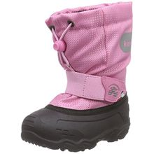 Kamik ICEPOP2, Unisex-Kinder Schneestiefel, Pink (Pin-Pink), 24 EU