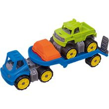 Power-Worker Mini Monstertruck-Set