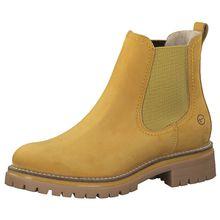 Tamaris Chelsea Boots gelb Damen