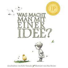 Buch - Was macht man mit einer Idee?