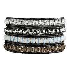 Rafaela Donata Armband schwarz