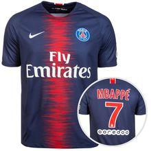 Nike Performance Nike Paris St.-Germain Trikot Home Mbappè 2018/2019 Herren dunkelblau Herren