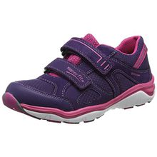 Superfit Mädchen SPORT5 Sneaker, Violett (Raisin Kombi), 32 EU