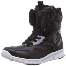 Tamaris 26299, Damen Hohe Sneakers, Schwarz (Black 001), 40 EU (6.5 Damen UK)