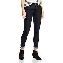 Pepe Jeans London Damen Soho Jeans, Blau (M15), W25/L32