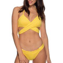 Pepe Jeans Bikini in gelb für Damen