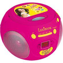 Soy Luna CD-Player mit Radio