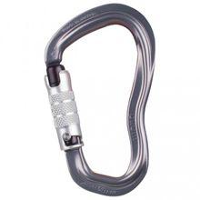 AustriAlpin - Pirum 3-Wege Autolock - Verschlusskarabiner Gr One Size schwarz/grau;grau/schwarz