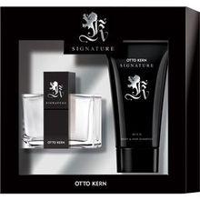 Otto Kern Herrendüfte Signature Man Geschenkset Eau de Toilette Spray 30 ml + Body & Hair Shampoo 75 ml 1 Stk.
