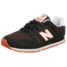 New Balance Unisex-Kinder Kd373v1y Sneaker, Rot (Red), 38 EU