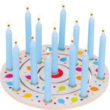 goki Geburtstagskranz Luftballons, 3-tlg. mehrfarbig