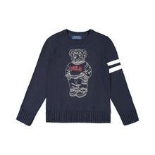 Polo Ralph Lauren Jungen-Pullover - Blau (92, 128, 140, 152, 164)