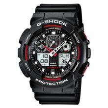 CASIO G-SHOCK rot / schwarz / weiß