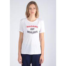 Kaporal T-Shirt 'Facto' mischfarben / weiß