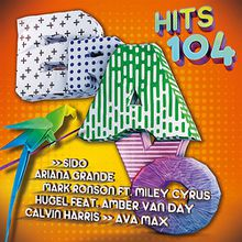 CD Bravo Hits,Vol.104 (2 CDs) Hörbuch