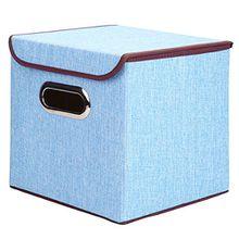 FOKOM Aufbewahrungsbox mit Deckel