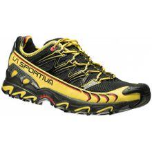 La Sportiva - Ultra Raptor Herren Trailrunningschuh (schwarz/gelb) - EU 40.5 - UK 7