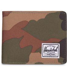Herschel Roy Portemonnaies braun/grün