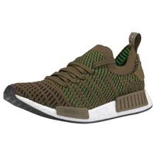ADIDAS ORIGINALS Sneaker 'NMD_R1 STLT Primeknit' oliv