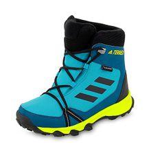 adidas Unisex-Kinder Terrex Snow CP CW K Trekking-& Wanderstiefel, Verschiedene Farben (Petmis/Negbas/Azunoc), 36 EU