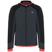TAO Sportswear Herren Laufjacke mit Kapuze TAXU Outdoorjacken anthrazit Herren