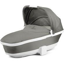 Kinderwagenaufsatz Dreami, faltbar, grey gravel grau