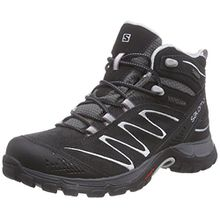Salomon Ellipse Mid LTR GTX, Damen Trekking- & Wanderstiefel, Schwarz (Asphalt/Dark Cloud/Light Onix), 38 EU (5 Damen UK)