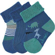 Sterntaler 3er Pack Socken - Zoo