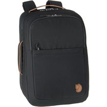 Fjällräven Rucksack / Daypack Travel Pack Black (35 Liter)